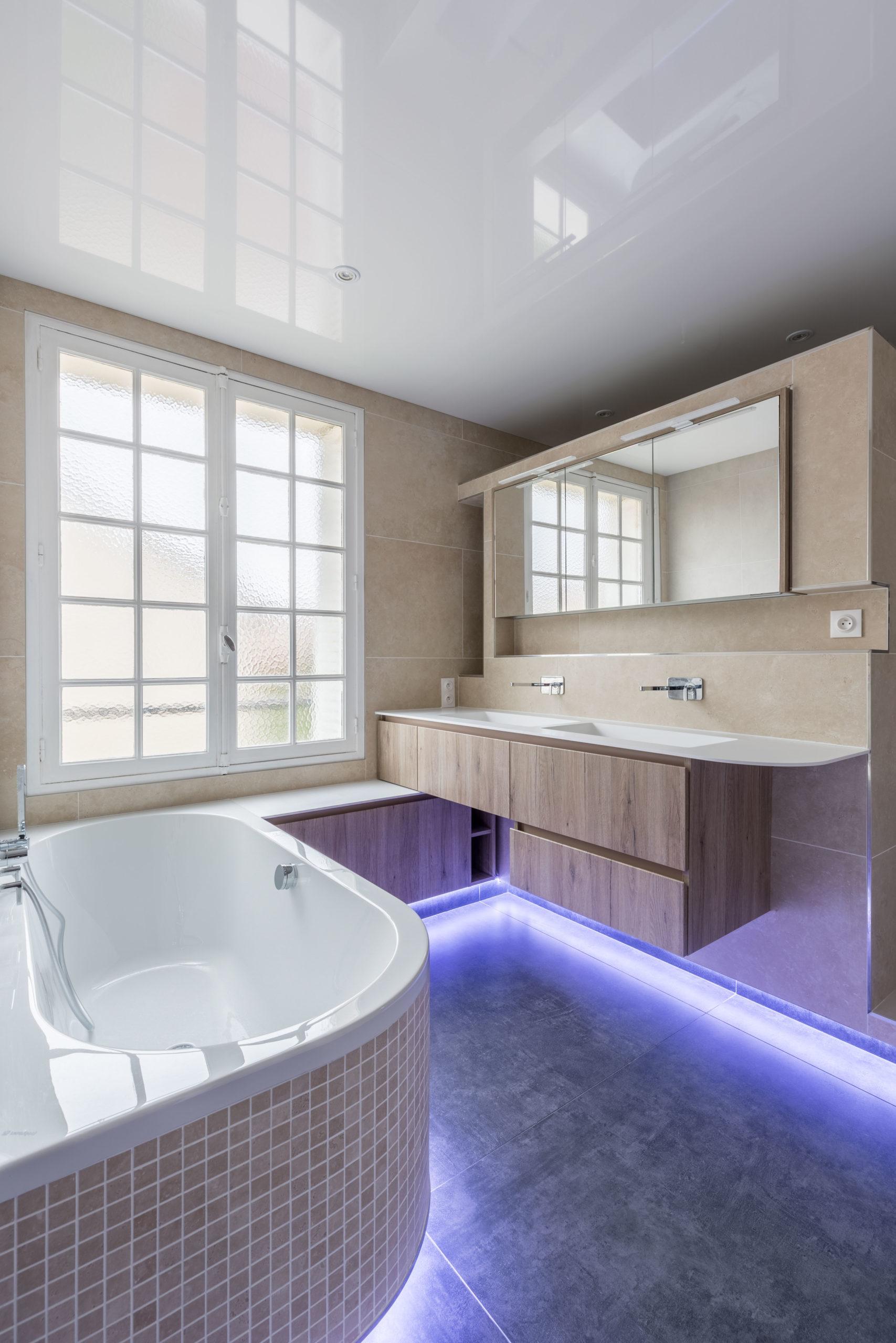 Rénovation salle de douche Paris