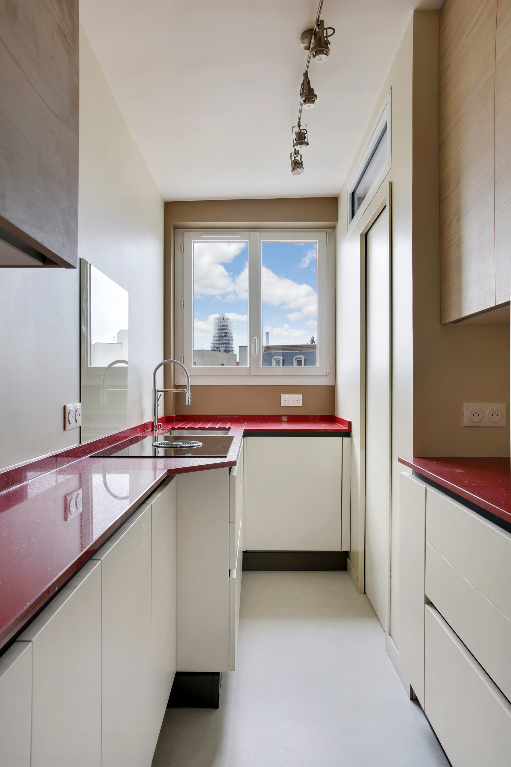 Rénovation cuisine à Paris