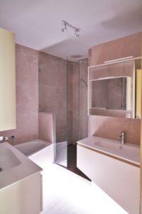Rénovation salle bains