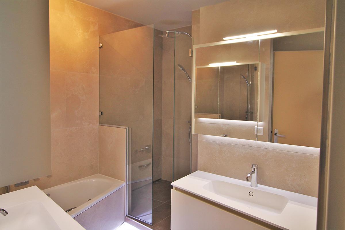 Rénovation complète salle de bain paris
