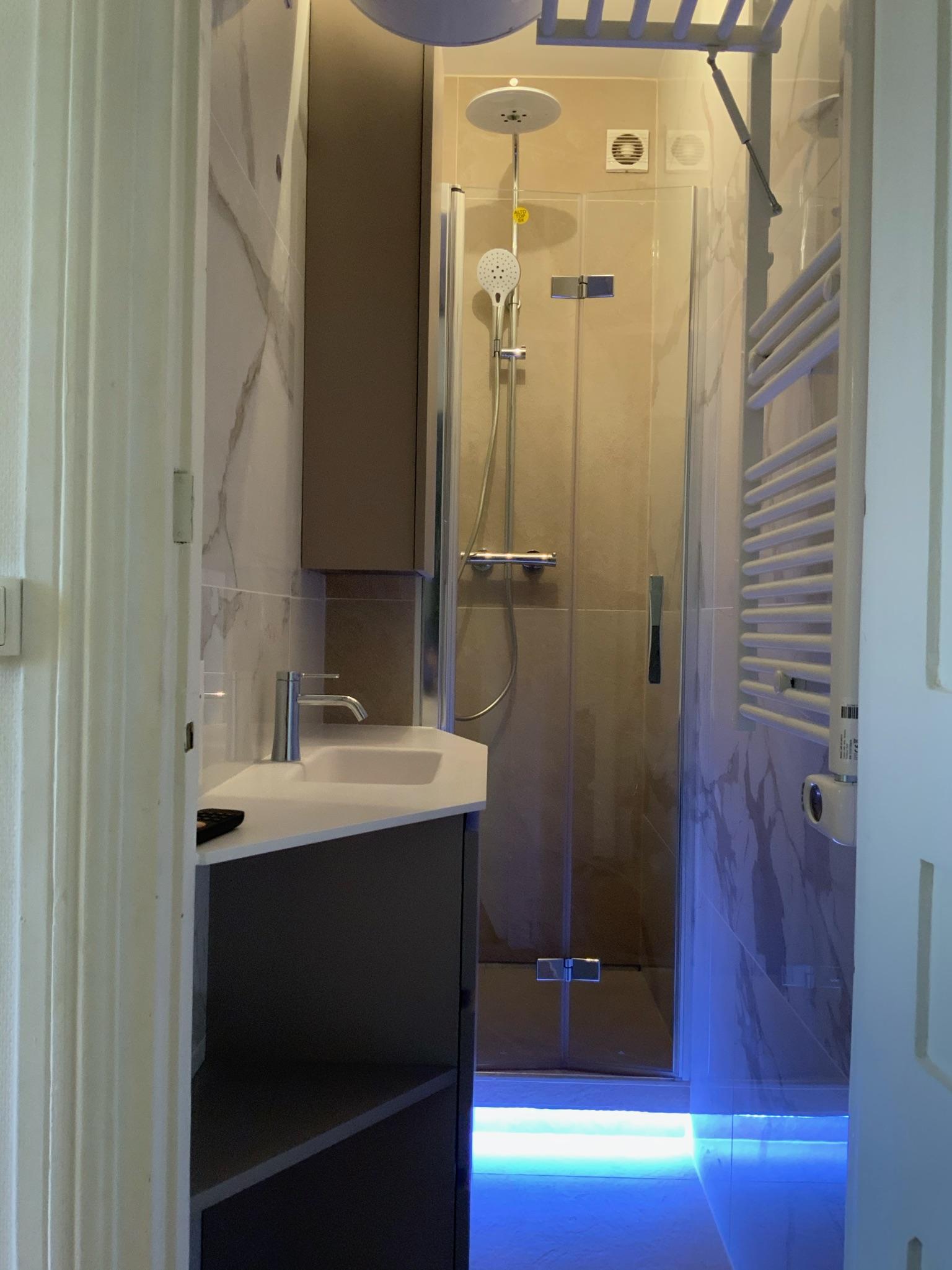 Rénovation salle de bain paris 15ème